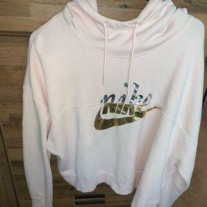 Nike crop jacket